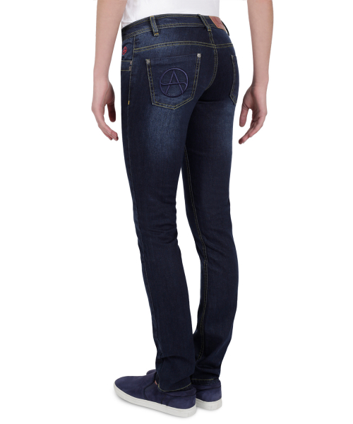1B Woman Jeans Slim  Rodeo