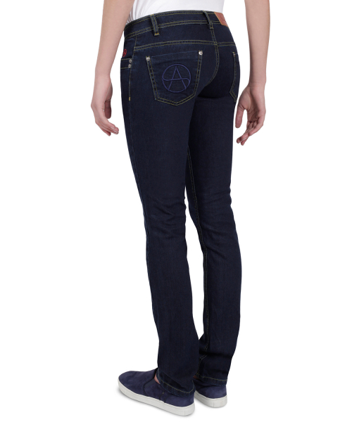 2B Woman Jeans Slim TIGUAN