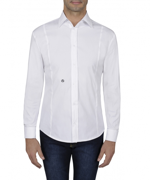 Man white cotton 1