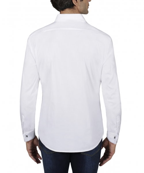 Man white cotton 2