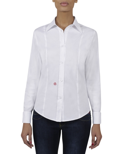 Woman white cotton 1